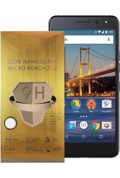 Serhan General Mobıle Gm 6 Nano 330 Derece Bükülen 9H Ekran Koruyucusu