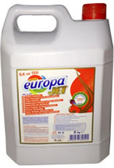 Europa Jet Çok Amaçlı Konsantre Deterjan 5Kg+500Gr Sprey