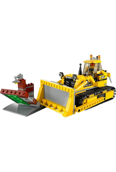 Lego City 60074 Bulldozer