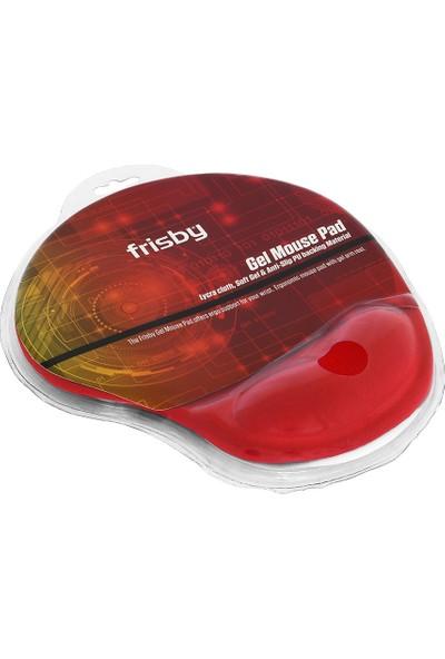 Frisby FMP-58M-R Jel Kırmızı Mouse Pad