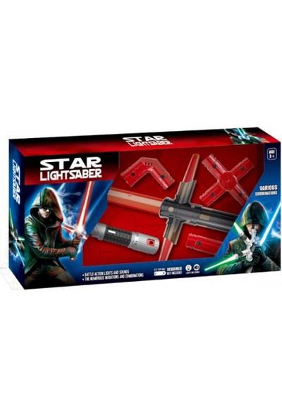 Star Wars Kylo Ren Bladebuilders Elektronik Işın Kılıcı Seti