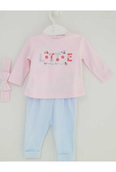 İdil Baby 8901 2'li Bebek Takımı