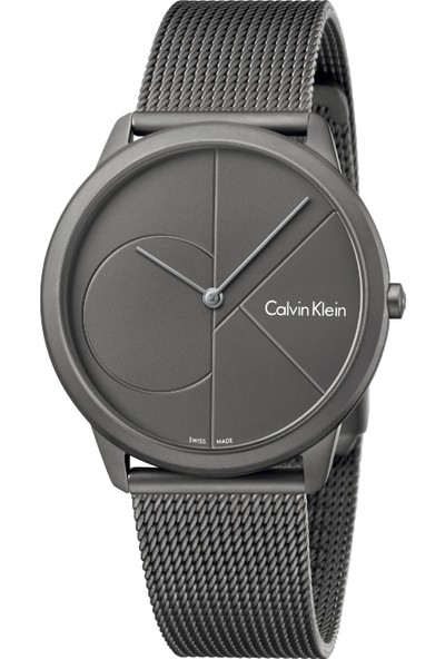 Calvin Klein K3M517P4 Erkek Kol Saati