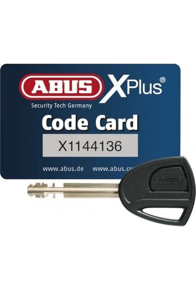 Abus Granit Detecto X-Plus 8077 Alarmlı Disk Kilidi
