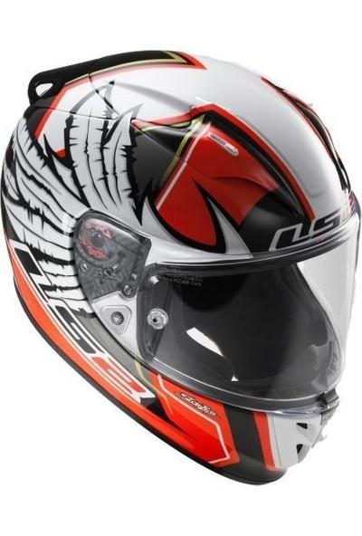 Ls2 Ff323 Replica Yonny Hernandez Motosiklet Kaskı
