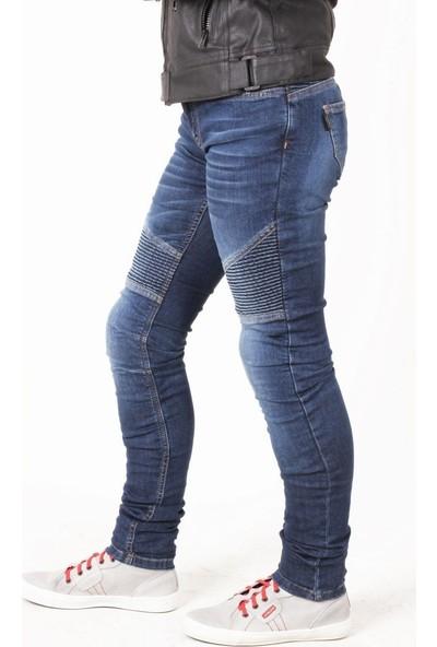 Tech90 Dicle Bayan Kot Pantolon