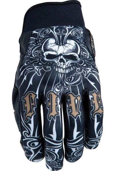 Five Gloves Slide Skull Yazlık Eldiven