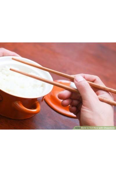 Arsevi Chopsticks 10 Çift Çin Yemeği Çubuğu