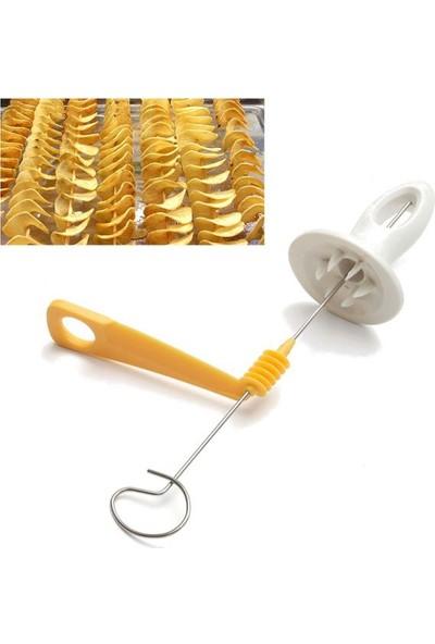 Arsevi Spiral Patates Dilimleyici