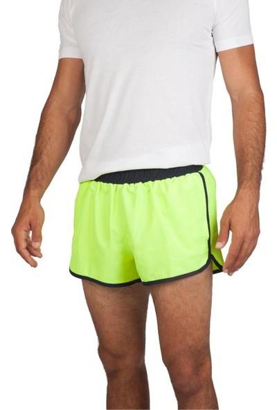 Exuma 381503 Erkek Kısa Deniz Şortu Açık Yeşil