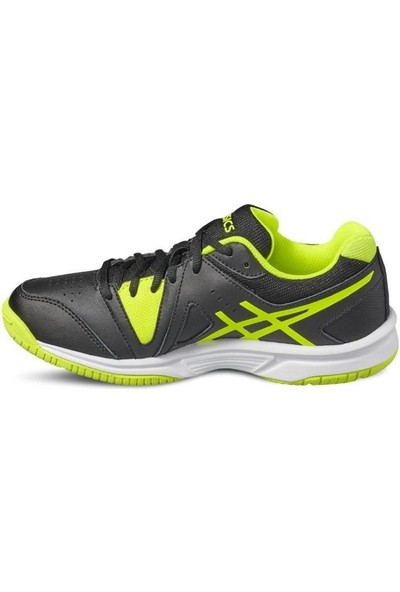 Asıcs Gel Gamepoınt Gs Siyah Yeşil Çocuk Ayakkabısı
