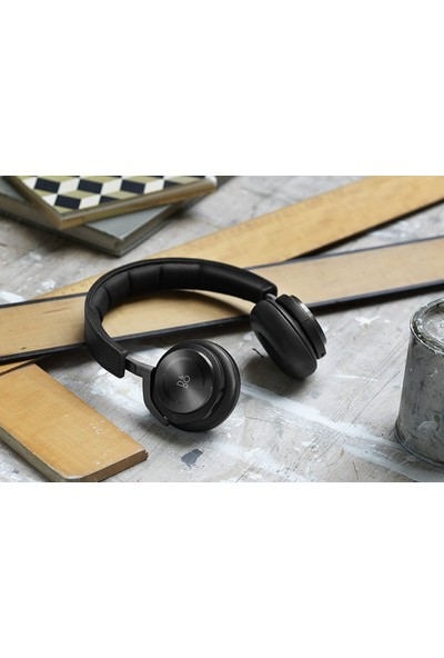 Bang & Olufsen BeoPlay H8 Aktif Gürültü Önleyici Siyah Kablosuz Kulaküstü KulaklıkBO.1642526