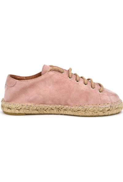 Clara Duran Doğal Nubuk Günlük Ayakkabı