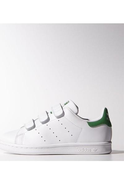 adidas Çocuk Ayakkabı M20607 Stan Smith Cf C