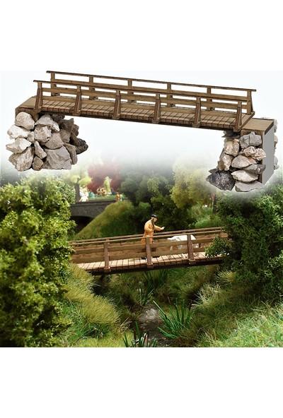 Ahşap Köprü Maketi 1/87 Ho N:1497