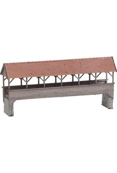 Faller Maket Ahşap Köprü 1/87 N:120209