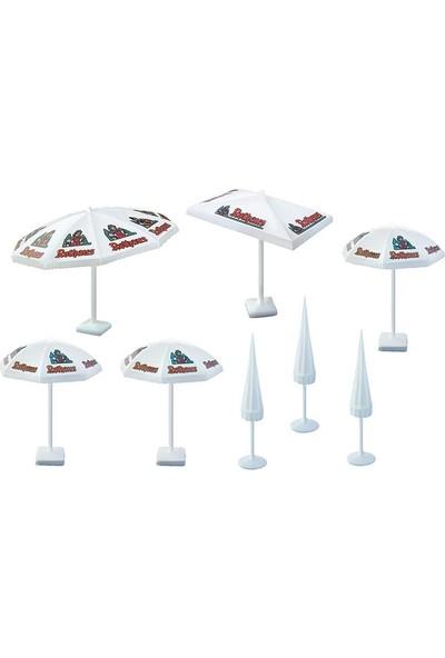 Faller Maket Şemsiye Seti 1/87 N:180440