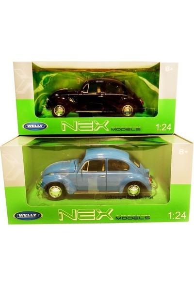 Welly Volkswagen Beetle Metal Bj-1822496