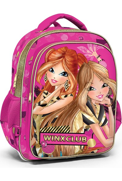 Yaygan Winx Okul Çantası 63273 30*38*18