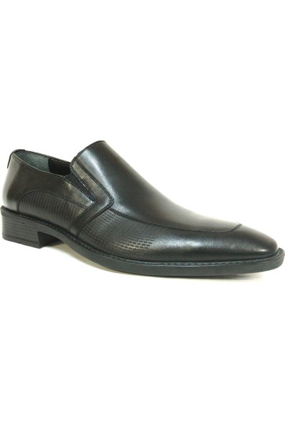 Ekici 6580 Siyah Klasik Abiye Erkek Ayakkabı