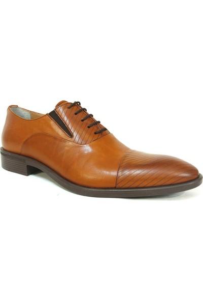 Ekici Taba Klasik Abiye Erkek Ayakkabı
