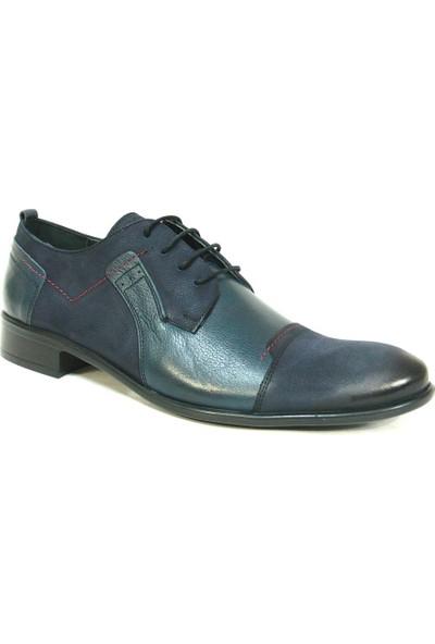 Slope 1689125 Lacivert Bağcıklı Erkek Ayakkabı
