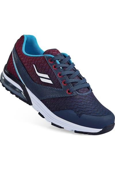 Lescon L4707 Lacivert Mavi Airtube Çocuk Spor Ayakkabı
