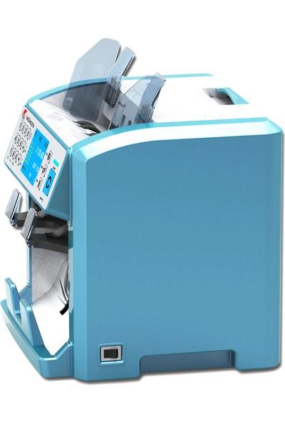 Mühlen Vision Tam Otomatik İki Katlı Karışık Para Sayma Makinesi
