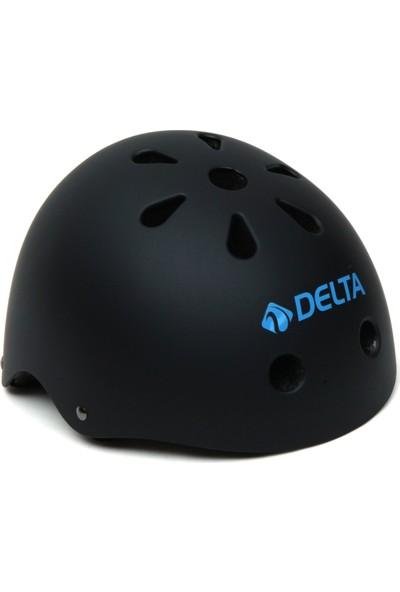 Delta 411B Yetişkin Kaskı ( Paten - Bisiklet - Kaykay Koruyucu )
