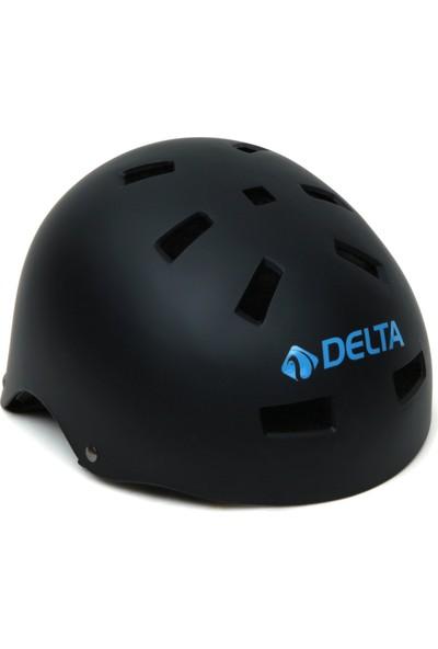 Delta 411C Çocuk Kaskı ( Paten Bisiklet Scooter Kaykay Koruyucu )