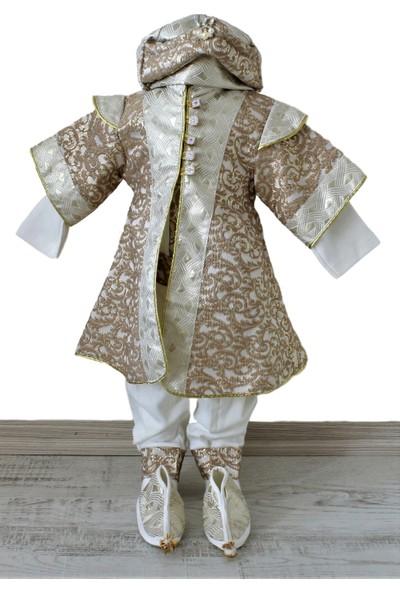 Ponpon Baby Erkek Bebek Şehzade Mevlüt ve Sünnet Takımı