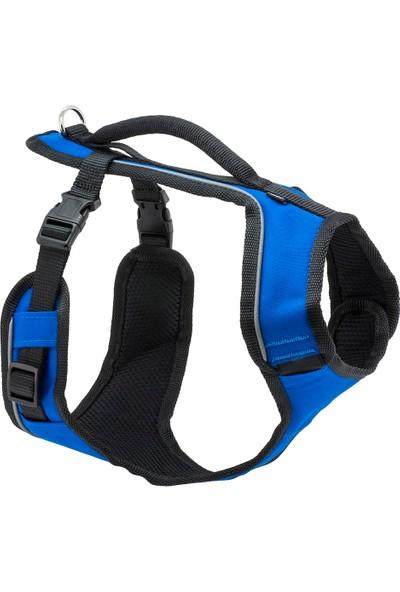 Easy Sport™ Harness - Mavi Köpek Tasması - Extra Small ( 38 - 56 cm)