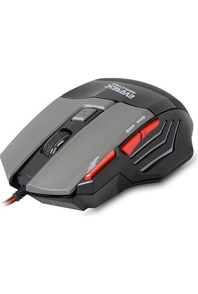 Everest SGM-X7 PRO Siyah 4800 Dpi Makrolu Oyuncu Mouse