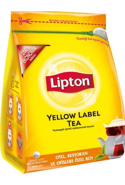 Lipton Yellow Label Demlik Poşet 250'li