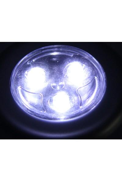 ModaCar 3'lü Dokunmatik Ledli Lamba 424501