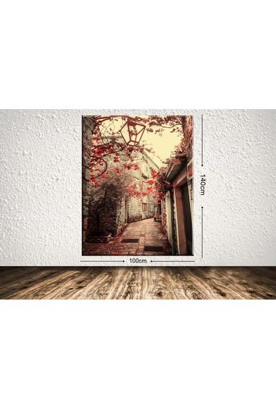 Tablo Center Dev Boyut Manzara Kanvas Tablo 100 x 140 cm