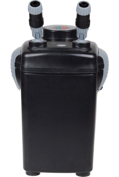 Life Tech Filtre 835 Siyah 3 Kovalı İçi Dolu 1000 L/H 22W