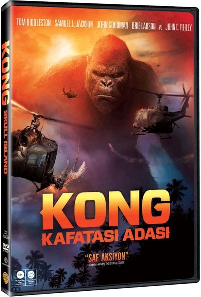 Kong: Kafatası Adası Dvd