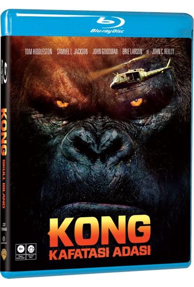 Kong: Kafatası Adası 2D Blu Ray Dısc