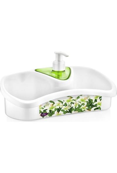 Hiper Sıvı Deterjanlık - Yeşil