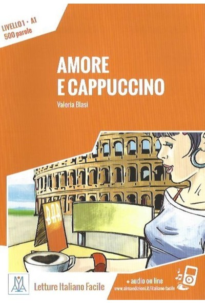 Amore E Cappuccino +Audio Online (A1)