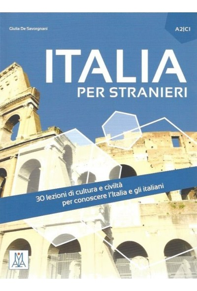 Italia Per Stranieri +Mp3 On Line (A2-C1)