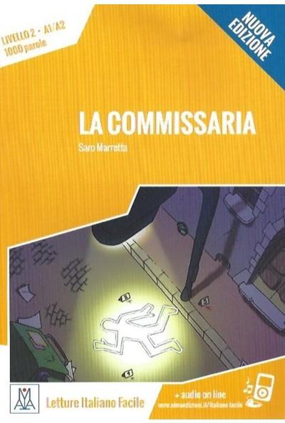La Commissaria +Audio Online (A1-A2) Nuova Edizione