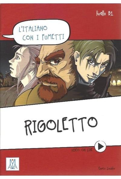 Rigoletto (L´İtaliano Con İ Fumetti) +Video Online (B1)