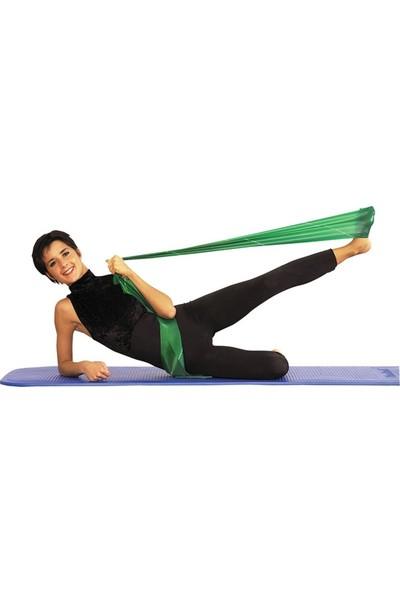 MSD Egzersiz ve Pilates Bandı Thera Band Yeşil 120 cm