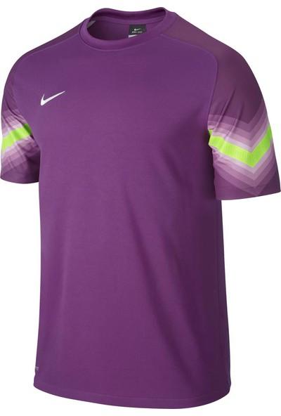 Nike Ss Goleiro Erkek Mor Tek Üst Kaleci Forması 588416-550