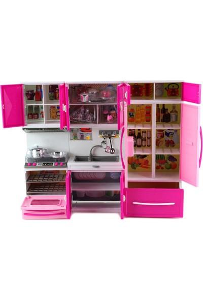 My Happy Modern Buzdolaplı Mutfak Seti
