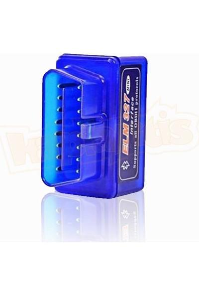 ELM327 Süpermini Araç Arıza Tespit Cihazı OBD2 V1.5
