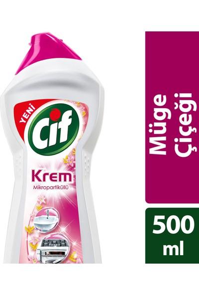 Cif Krem Müge Çiçeği ve Freyza 500 ml