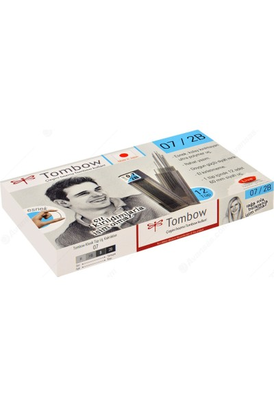 Tombow Min 07 2B 12'li Paket